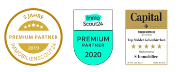 Premium Partner von ImmobilienScout24