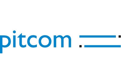 Logo der pitcom GmbH
